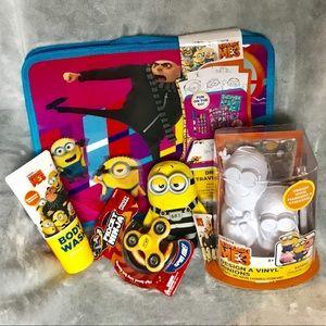 🆕 Despicable Me 3 Minions Gift Set Bundle 🎁